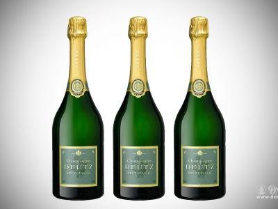 Deutz Champagne: 95 Points