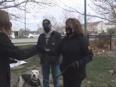 Local Animal Shelter Receives Much Needed Donation for Giving Tuesday
