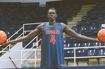 Five-star recruit Makur Maker chooses Howard - a historically black college - over national powerhouses