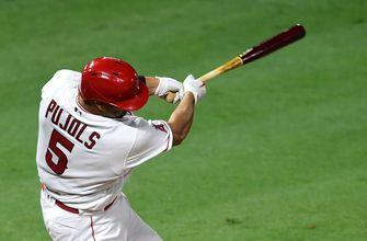 Albert Pujols passes Willie Mays for fifth on all-time home run list