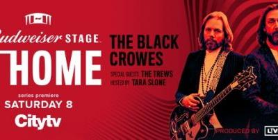 THE BLACK CROWES To Kick Off 'Budweiser Stage At Home' Televised Series
