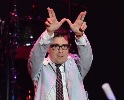 """Rivers Cuomo Is """"Totally Honored"""" By the SNL Weezer Sketch He Still Hasn't Seen"""