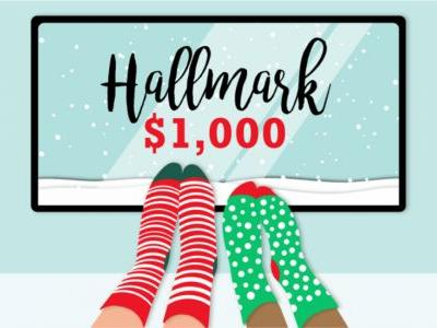 Here's How To Apply For Hallmark's Holiday Movie Reviewer Job & Possibly Get $1,000