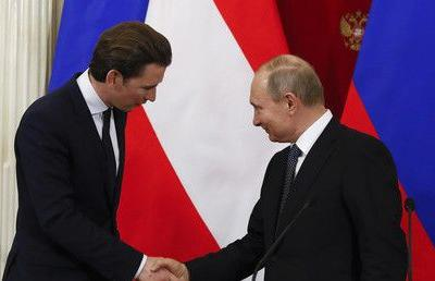 'We must respond to US tariffs, end sanctions on Russia' - Austrian vice chancellor
