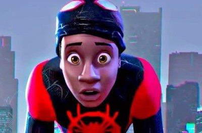 Animated Spider-Man Movie Trailer Brings Miles Morales Into the