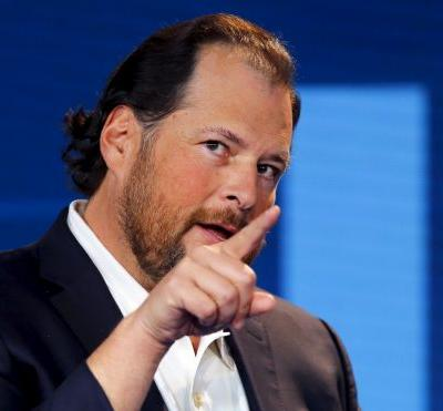 Meet the Salesforce power players helping Marc Benioff take his $87 billion cloud empire to the next level