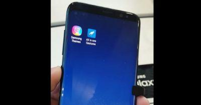 Galaxy S8 Bixby button can be repurposed with this app