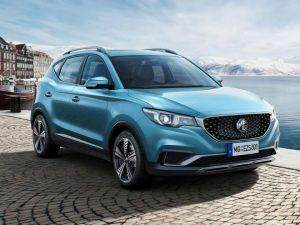 MG Motor India Announces Partnership With eChargeBays For Home Charging Assistance For ZS EV
