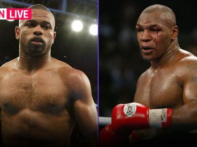Mike Tyson vs. Roy Jones Jr. live fight updates, results, highlights from 2020 boxing comeback