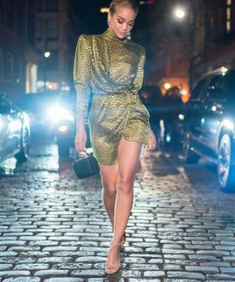 These 12 NYFW Afterparty Outfits Are the Ultimate Night-Out Lookbook