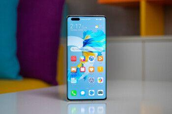 Huawei Mate 40 Pro Hands-on