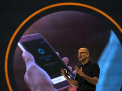 Microsoft's struggling smartphone business has a silver lining