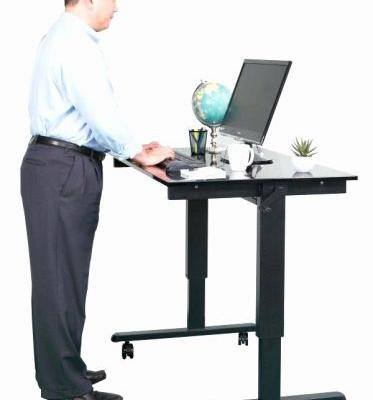 30 Lovely Adjustable Height Standing Desk Images