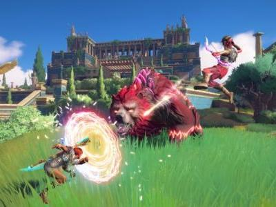Immortals Fenyx Rising Review - Breath of the Gods