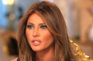 Report: 'Rape Melania' Sign Was Brought to Protest by Trump Supporter