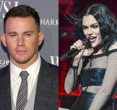 It's Official! Channing Tatum Gushes Over GF Jessie J On Instagram: 'Wow'