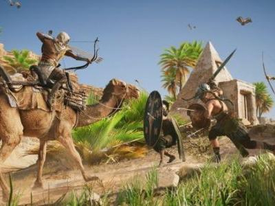 Latest Assassin's Creed Origins Patch Includes Numerous Fixes for The Curse of the Pharaohs