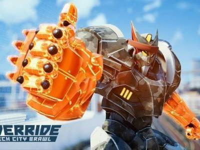 Override: Mech City Brawl Gets Launch Trailer