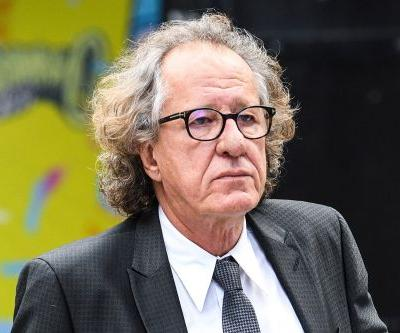 Geoffrey Rush pulls out of Shakespeare production