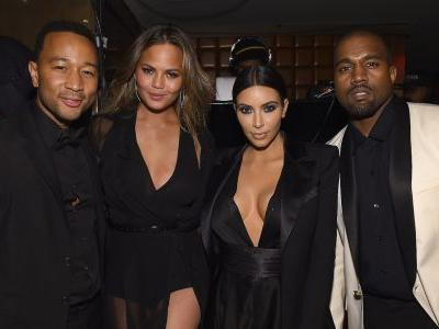 Here's Why You Haven't Seen John Legend and Chrissy Teigen at Kanye West's Sunday Service