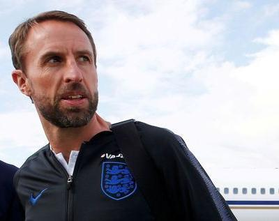 Three lions have kickabout to roar England to World Cup success