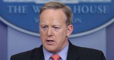 White House Press Secretary Sean Spicer Resigns, Citing Disagreement Over Hire