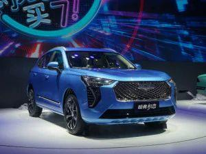 Production-spec Haval Concept H SUV Revealed In China Could Rival Kia Seltos Hyundai Creta