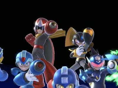 Oh man this Mega Man 4 medley from the new Smash Bros by a Sonic composer is something else