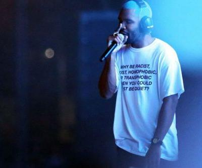 Frank Ocean Is Releasing Free Merch for Anyone That Votes