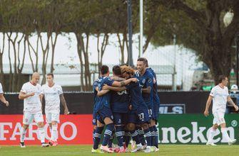 Sporting KC beat Real Salt Lake 2-0, move on to MLS is Back knockout rounds