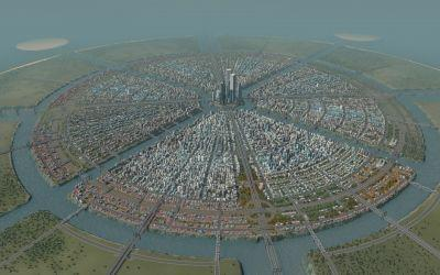 Nearly two years later, Cities: Skylines is almost ready on Xbox One
