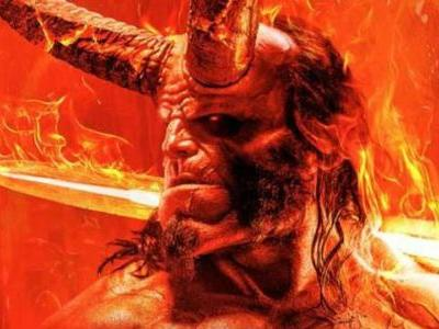 Empire Reveals New Hellboy Image, Neil Marshall Promises More Blood