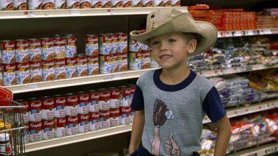 Two kids got locked in a grocery store over night and did exactly what you'd expect