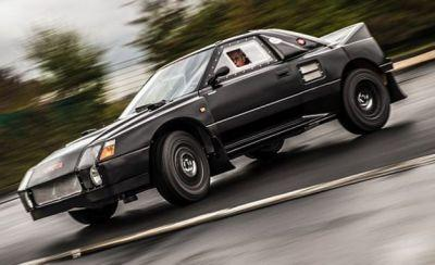 What Might Have Been: Check Out This Sweet Factory Toyota MR2 AWD Rally Car