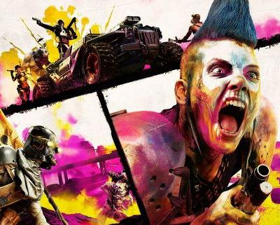 What is Rage 2? Find out in this chaotic overview trailer
