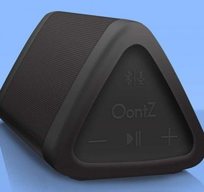 This Oontz Angle 3 speaker has enhanced stereo sound on sale for $21
