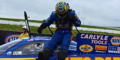 Four Score! Ron Capps Wins Fourth Straight for Dodge