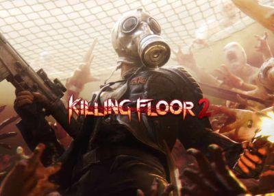 Killing Floor 2 Tropical Bash DLC Now Available For Free To All