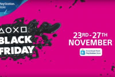 Official PlayStation Black Friday UK Deals Start on Tuesday for PS+ Subscribers