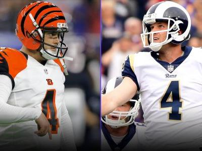 Week 8 Fantasy Rankings: Kickers