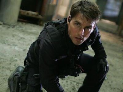 How Tom Cruise Is Doing After His Injury, According To His Mummy Co-Star