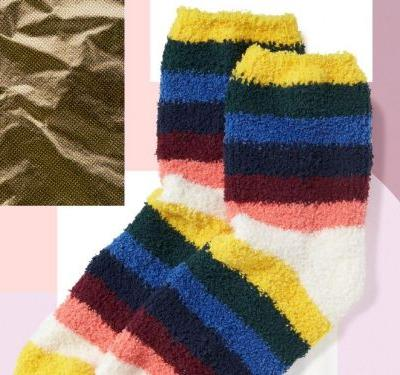 Old Navy Will Be Selling Fuzzy Socks For Just $1 On Black Friday