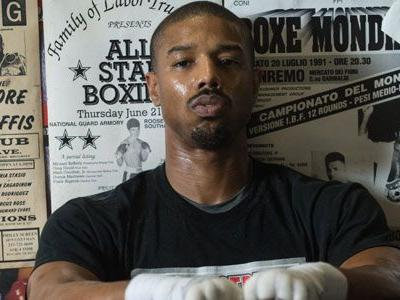 First Look At Michael B. Jordan In Creed 2