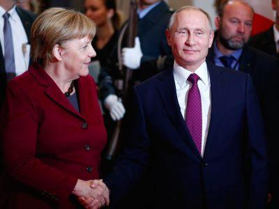 Worried it may hurt European businesses, Germany is taking a look at the US's Russia sanctions bill