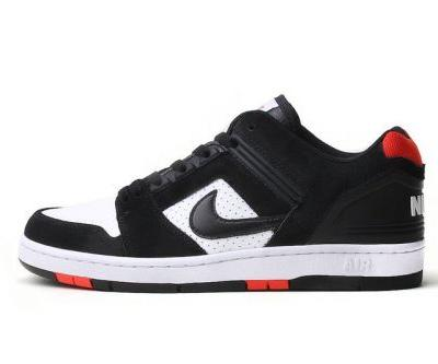 "Nike SB's Air Force 2 Gets Hit With a ""Bred"" Makeover"