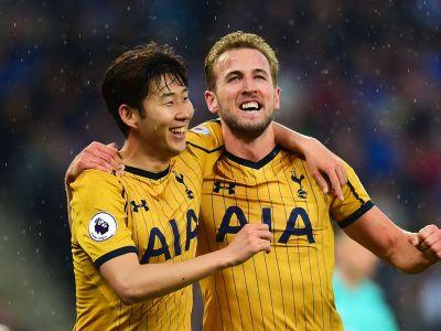 Kane joins exclusive Premier League club with Leicester goal-haul