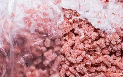 Texas company recalls raw, frozen ground beef for E. coli