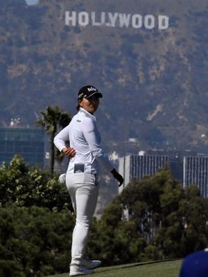 Moriya Jutanugarn claims LPGA LA tourney for 1st tour win