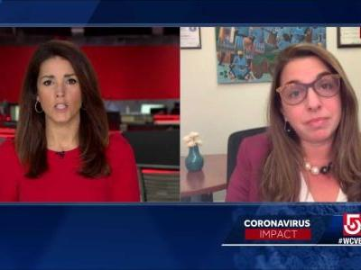 Tufts doctor on changing CDC COVID-19 vaccine guidelines