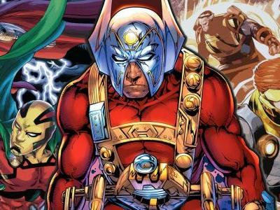 Ava DuVernay Continues Teasing Her Work On DC's New Gods Movie